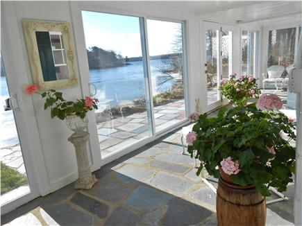 Centerville Centerville vacation rental - Sun room with sliders to patio
