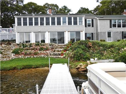 Centerville Centerville vacation rental - Lakeside from dock