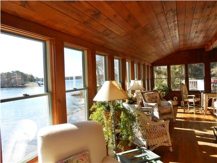 Centerville Centerville vacation rental - Porch area off dining & living rooms