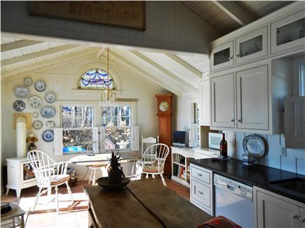 Centerville Centerville vacation rental - Eat in kitchen