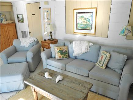 Centerville Centerville vacation rental - Family room with queen pull out