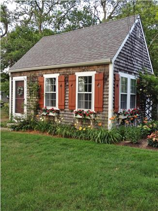 West Barnstable Cape Cod vacation rental - Adorable Cottage located on 4.5 acres and pond.