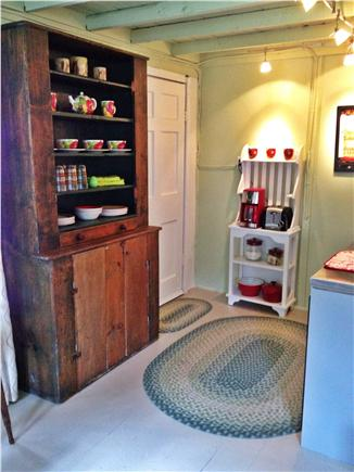 West Barnstable Cape Cod vacation rental - View of kitchen from living room
