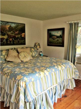 West Barnstable Cape Cod vacation rental - Master Bedroom with King Sized Bed