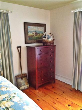 West Barnstable Cape Cod vacation rental - Dresser as well as full size closet in Master Bedroom