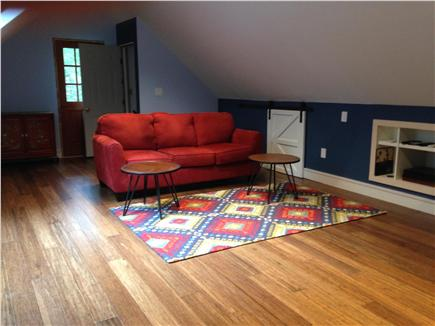 Eastham Cape Cod vacation rental - Loft w/flat screen TV, surround sound and built ins