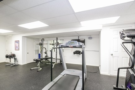 Chatham Cape Cod vacation rental - Fight off those extra vacation pounds in the fitness center