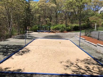 Chatham Cape Cod vacation rental - NEW 2019: Expanded grounds with beach volleyball and trampoline!