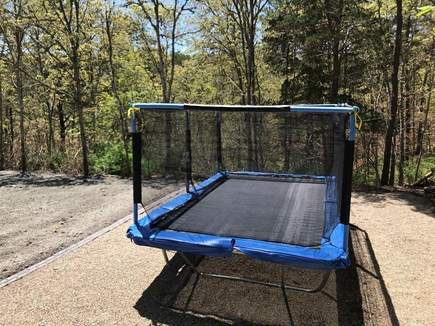 Chatham Cape Cod vacation rental - 10' x 17' professional trampoline!