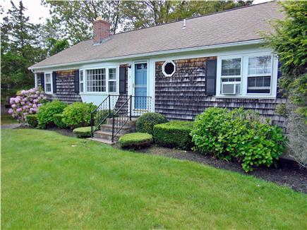 Dennis  Cape Cod vacation rental - Front of house - quite street and well kept neighborhood