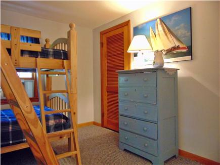 Dennis  Cape Cod vacation rental - Bunkbed room for kids (2 bunk beds)