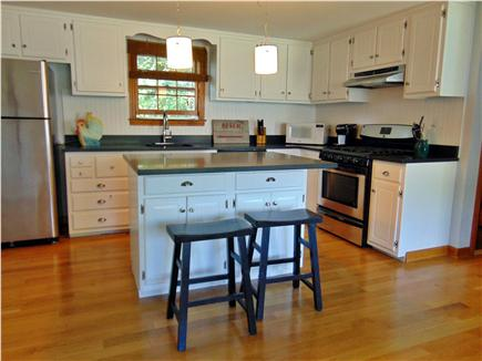 Dennis  Cape Cod vacation rental - Brand new kitchen with stainless steel appliances and Keurig