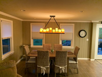 Falmouth - Seacoast Shores Cape Cod vacation rental - Dining Room