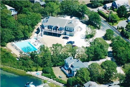 Falmouth - Seacoast Shores Cape Cod vacation rental - 3 blocks from the Seacoast Shores Association Clubhouse