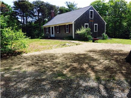 East Orleans Cape Cod vacation rental - Serene cape tucked in the woods