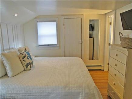 Hyannis  Cape Cod vacation rental - King bed master with TV and bathroom
