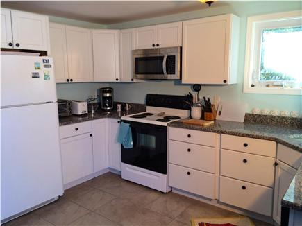West Yarmouth Cape Cod vacation rental - Newly renovated sunny kitchen, with all new equipment.