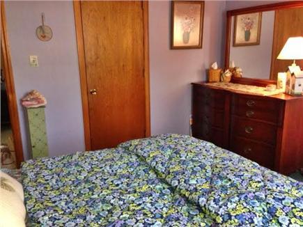 Dennisport Cape Cod vacation rental - Master Bedroom ( different quilt)