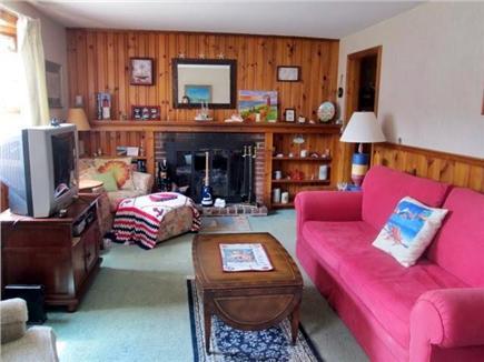 Dennisport Cape Cod vacation rental - Living room 1