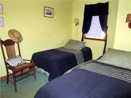 Dennisport Cape Cod vacation rental - Twin Bedroom 1