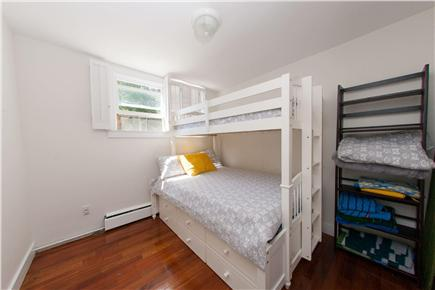 Yarmouth Cape Cod vacation rental - Full and two twin beds