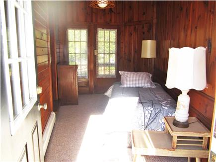 South Chatham Cape Cod vacation rental - Entrance Room with Twin Bed