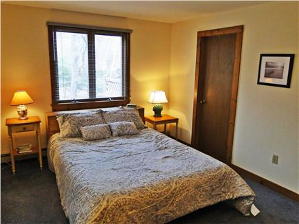 Eastham Cape Cod vacation rental - Main floor queen bedroom