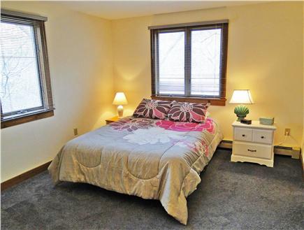 Eastham Cape Cod vacation rental - Upstairs queen bedroom adjacent to bathroom
