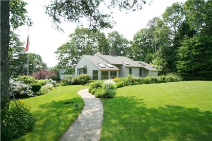 Orleans Cape Cod vacation rental - Main House from the front