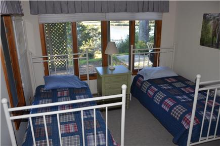 Orleans Cape Cod vacation rental - Twin bedroom in Main House