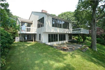 Orleans Cape Cod vacation rental - Main House (Water Side)