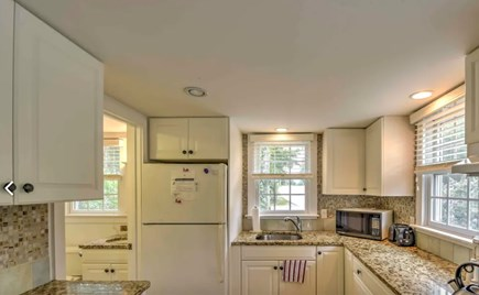 Eastham Cape Cod vacation rental - Updated Kitchen with granite counter tops