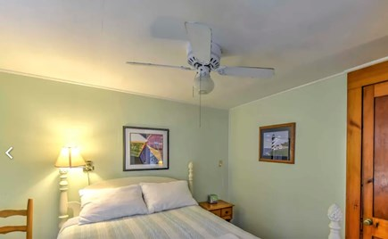 Eastham Cape Cod vacation rental - Downstairs bedroom