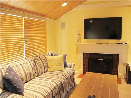 Mashpee Cape Cod vacation rental - Living Room with Smart TV