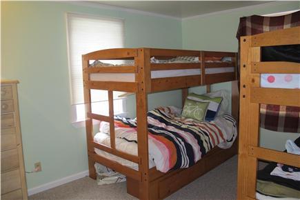 Mashpee Cape Cod vacation rental - Twin Bunk Beds