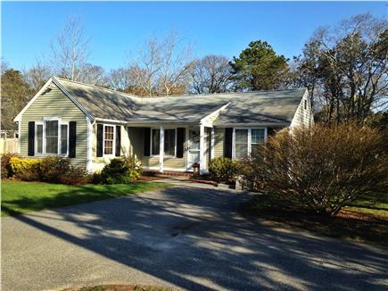 Dennisport Cape Cod vacation rental - View of house