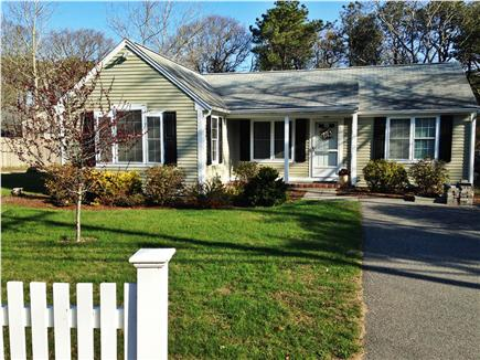 Dennisport Cape Cod vacation rental - House view