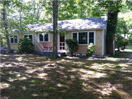 North Eastham Cape Cod vacation rental - Secluded area with spacious yard