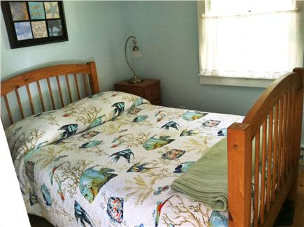 North Eastham Cape Cod vacation rental - 2nd BR/comfy double tucked away for quiet away from living areas