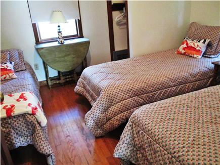 Harwich Port Cape Cod vacation rental - Second Upstairs bedroom