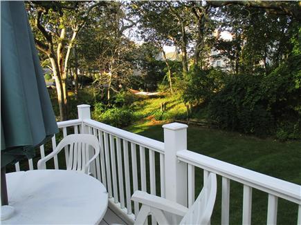 Harwich Port Cape Cod vacation rental - Backyard