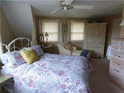 East Dennis Cape Cod vacation rental - Master bedroom on 2nd floor