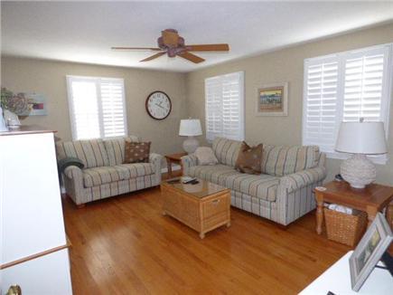 East Dennis Cape Cod vacation rental - Family room on 1st floor