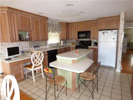 East Dennis Cape Cod vacation rental - Eat in kitchen
