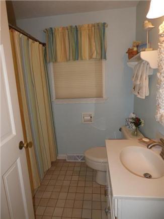 East Dennis Cape Cod vacation rental - Full bath on 1st floor