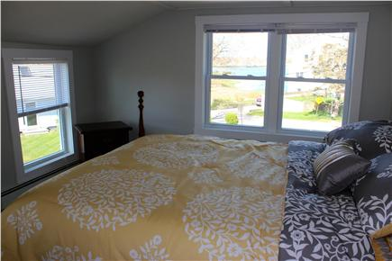 Wareham, Swifts Beach/Broadmarsh Cove MA vacation rental - The master bedroom has a large walk in closet and water views