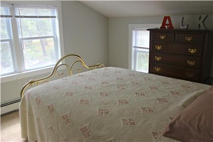 Wareham, Swifts Beach/Broadmarsh Cove MA vacation rental - The second bedroom has water views and a queen sized bed