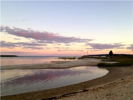 Wareham, Swifts Beach/Broadmarsh Cove MA vacation rental - Swifts Neck Beach is only a 5-minute walk