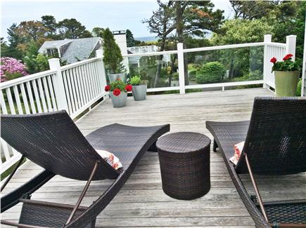 East Orleans Cape Cod vacation rental - Roof top deck overlooking the Ocean
