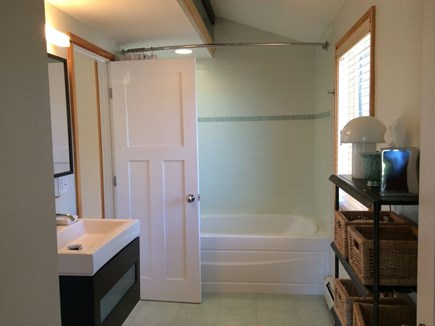 East Orleans Cape Cod vacation rental - Second floor bathroom